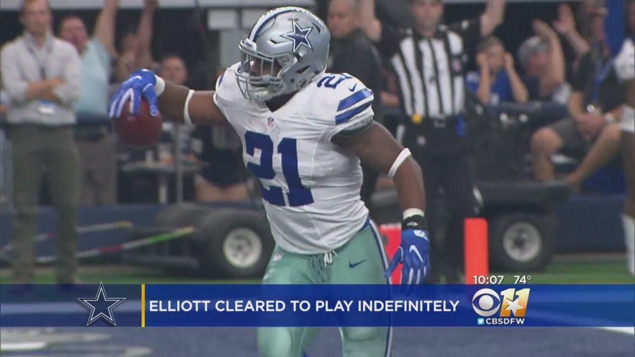 Cowboys OT La'el Collins Still Seeking Appeal of 5-Game Suspension