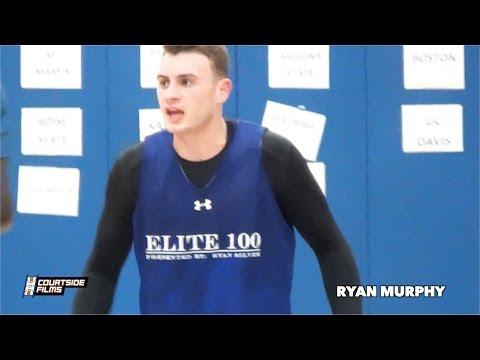 Ryan Murphy rivals basketball