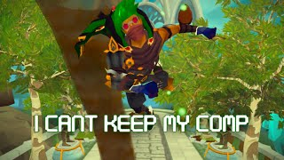 """""""i Can't Keep My Comp"""" A Runescape Parody Of Can't Feel My Face"""