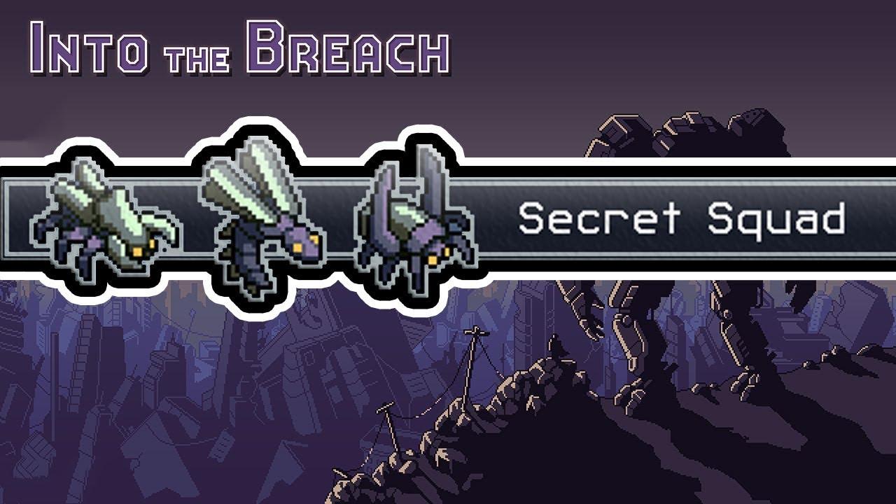 secret squad breach