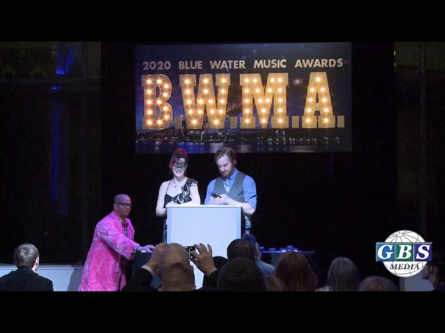Blue Water Music Awards 2020