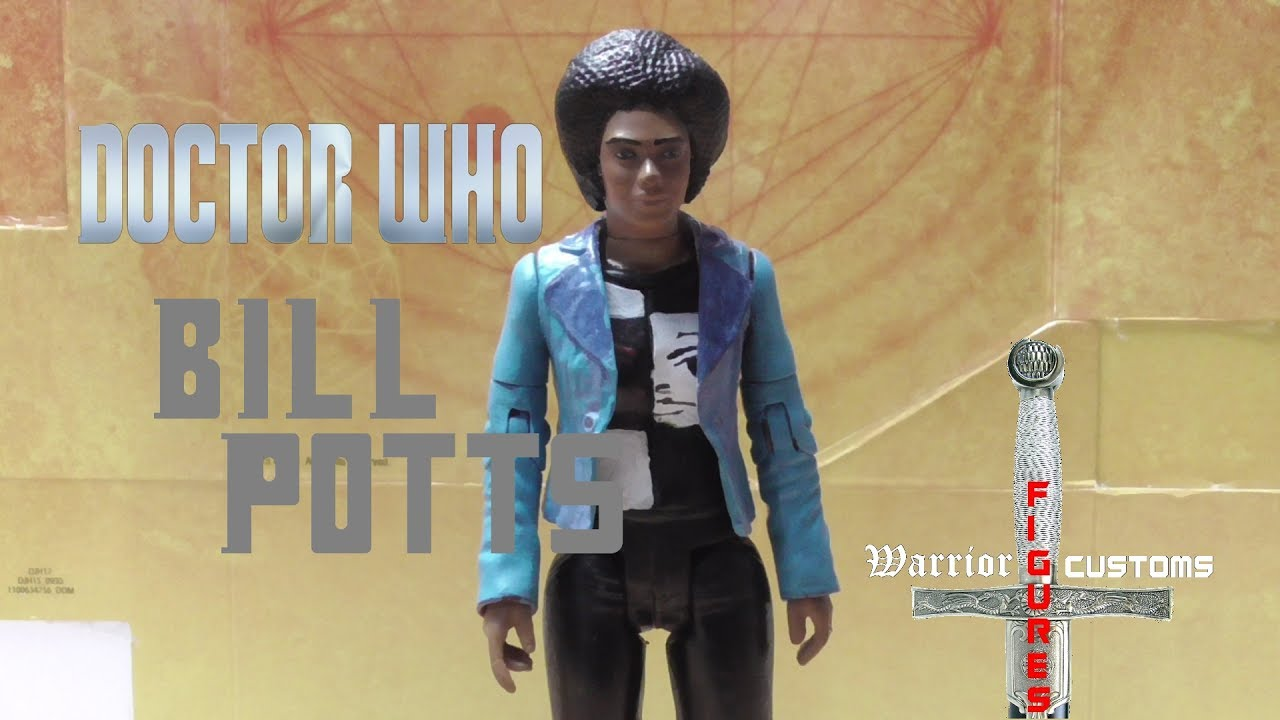 DOCTOR WHO Bill Potts Action Figure