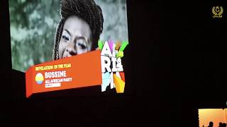 AFRIMA  AWARD 2017  REVELATION OF THE YEAR  GOES TO  SHYN