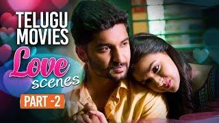 Telugu Movies Best Love Scenes Part 2 | Back to Back Love Scenes Vol 1