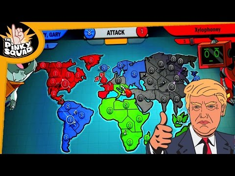 RISK FACTIONS #2 - MAKING AMERICA GREAT AGAIN!