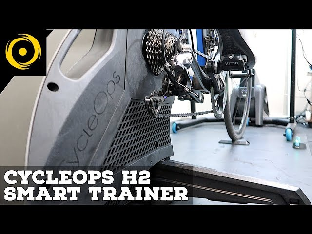 CycleOps H2 Smart Trainer: Unboxing / Install / Ride Review