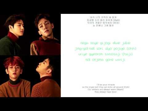 EXO - What I Want For Christmas [EASY Lyrics]
