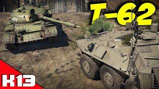 War Thunder  ☠ T-62 ⚔  Sin Piedad Contra La Espada Y La Pader
