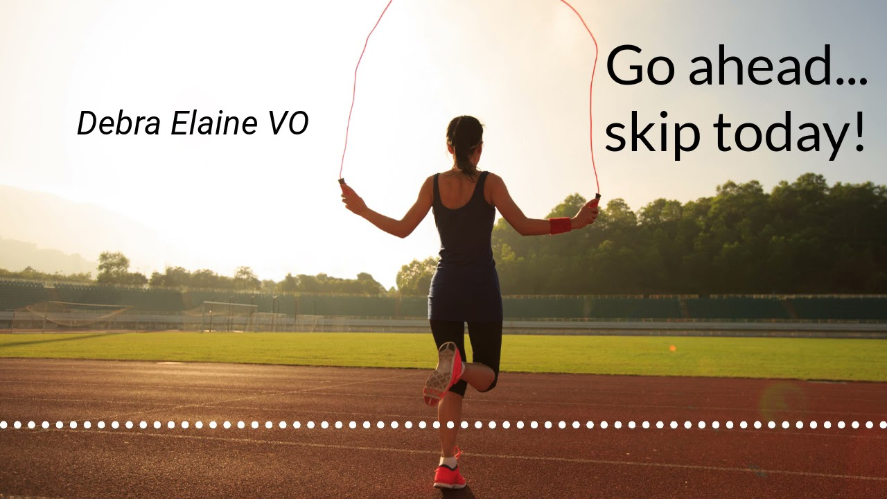 Go ahead...skip today!