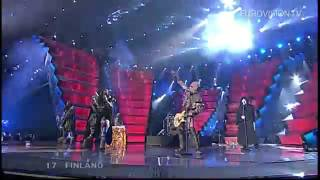 Lordi - Hard Rock Hallelujah (Finland) 2006