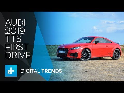 2019 Audi TTS first drive review and features.