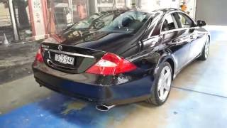 2006 Mercedes Benz CLS350 with only 93,000 klms since new