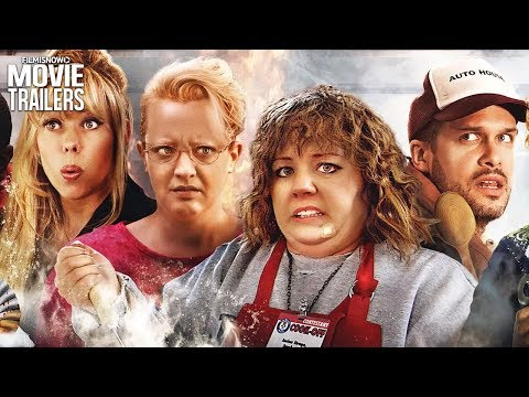 Cook-Off! Trailer: Melissa McCarthy Gets Her Hands Dirty in new comedy