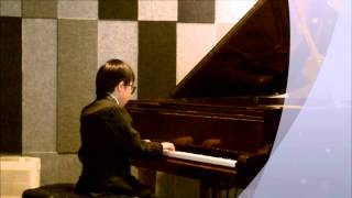 Chindanai (11) Bach Two-part Invention No.14 in B-flat Major (House Concert #1)
