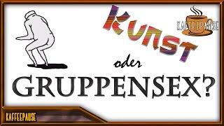 Ist das KUNST oder GRUPPENSEX? | Plug & Play | Kaffeepause