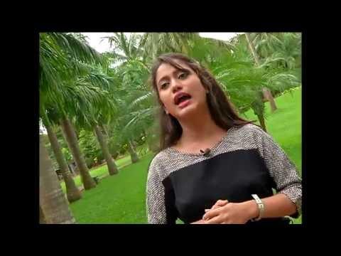 Kathare Kathare |  Actress Elina Samantary | ETV News Odia