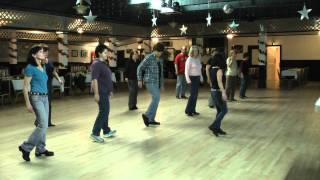 Linedance Lesson Footloose Part 1 Of 2 choreo. Robert Royston  Music Footloose/Blake Shelton