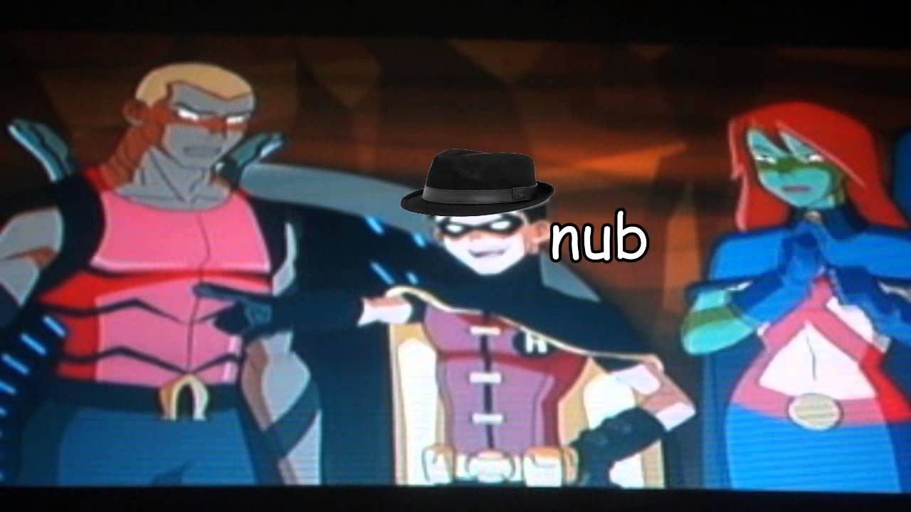 MLG - Young Justice