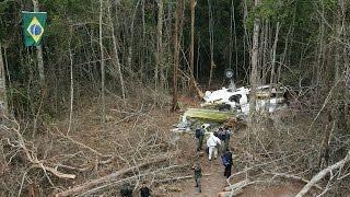 Guardado há 10 anos, vídeo mostra bastidor do resgate do acidente com Boeing da Gol thumbnail
