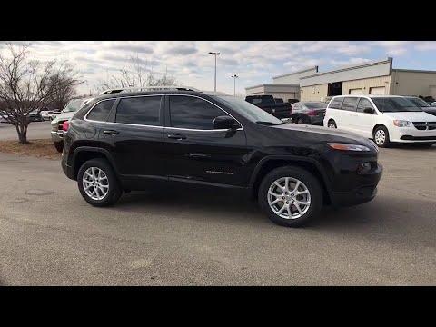 2018 Jeep Cherokee Owasso, Broken Arrow, Tulsa, Oklahoma City, OK, Wichita KS J756