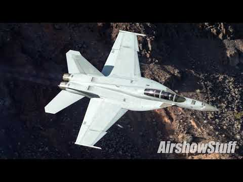 Fighter Jets Low And Fast! Star Wars Canyon - March 2019