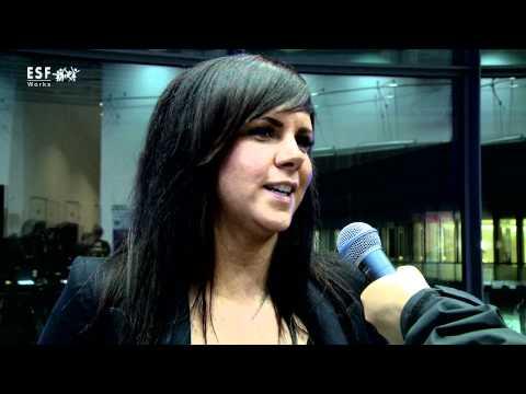 Gemma Fox - ESF Most outstanding mentor of the year award winner