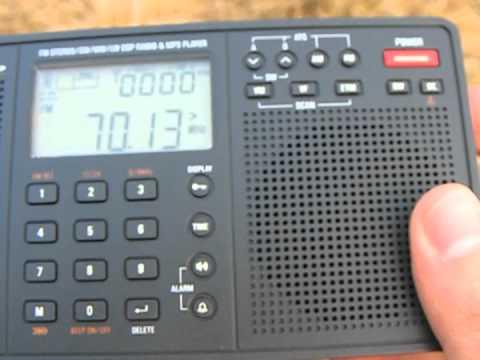 OIRT FM Band Scan