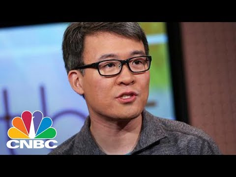 Fitbit CEO James Park Introduces New Smartwatch Called The 'Ionic' | CNBC
