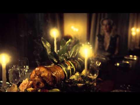 Hannibal - Bedelia's leg