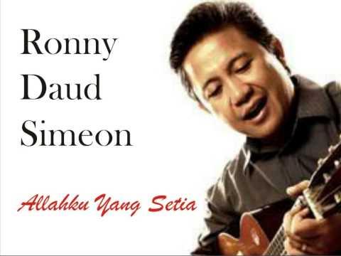 Ronny Daud Simeon - Allahku Yang Setia