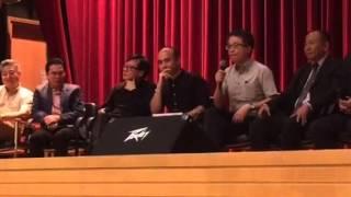 聖言中學 Career Talk「個人事業:甜酸苦澀」2/1