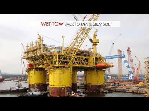 Construction Execution   Loadout & Nearshore Operations   Deepwater MLK
