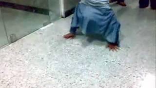 jorg vs yns vs ramo dance battle [ hush - fired up ]