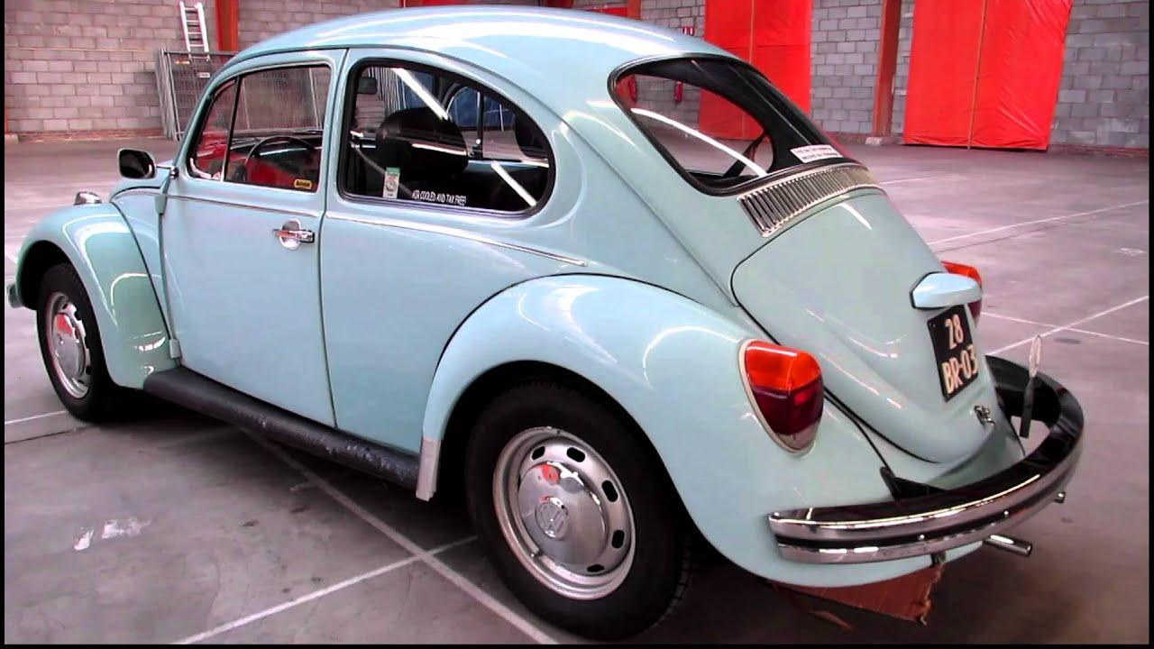 1974 vw beetle pt2 @ brunssum 2012 VW Aircooled Indoor Show - YouTube