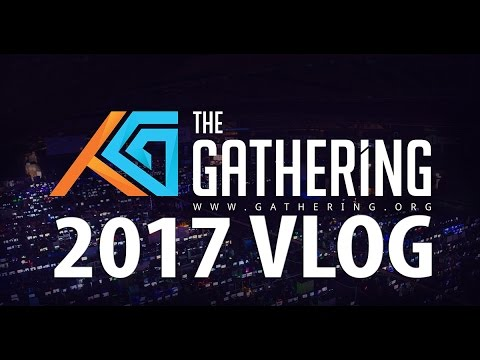 The Gathering 2017 // Norsk Vlogg
