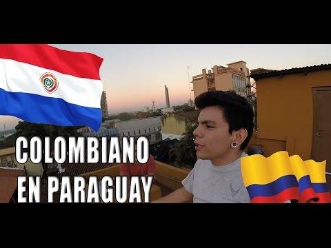 COLOMBIANO EN PARAGUAY - UN DíA CON JorgeMas9