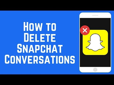 How to delete friends on snapchat quickly