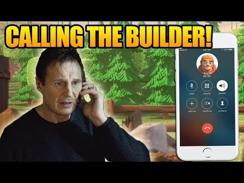 Clash of Clans | CALLING THE BUILDER (*not clickbait) - The Builders Secret Giveaway!? Builder Found