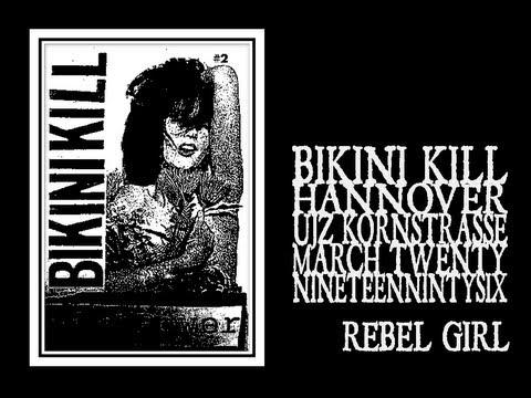 Bikini kill girl where you