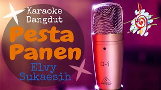 Download Karaoke dangdut Pesta Panen - Elvy Sukaesih || Cover Dangdut No Vocal