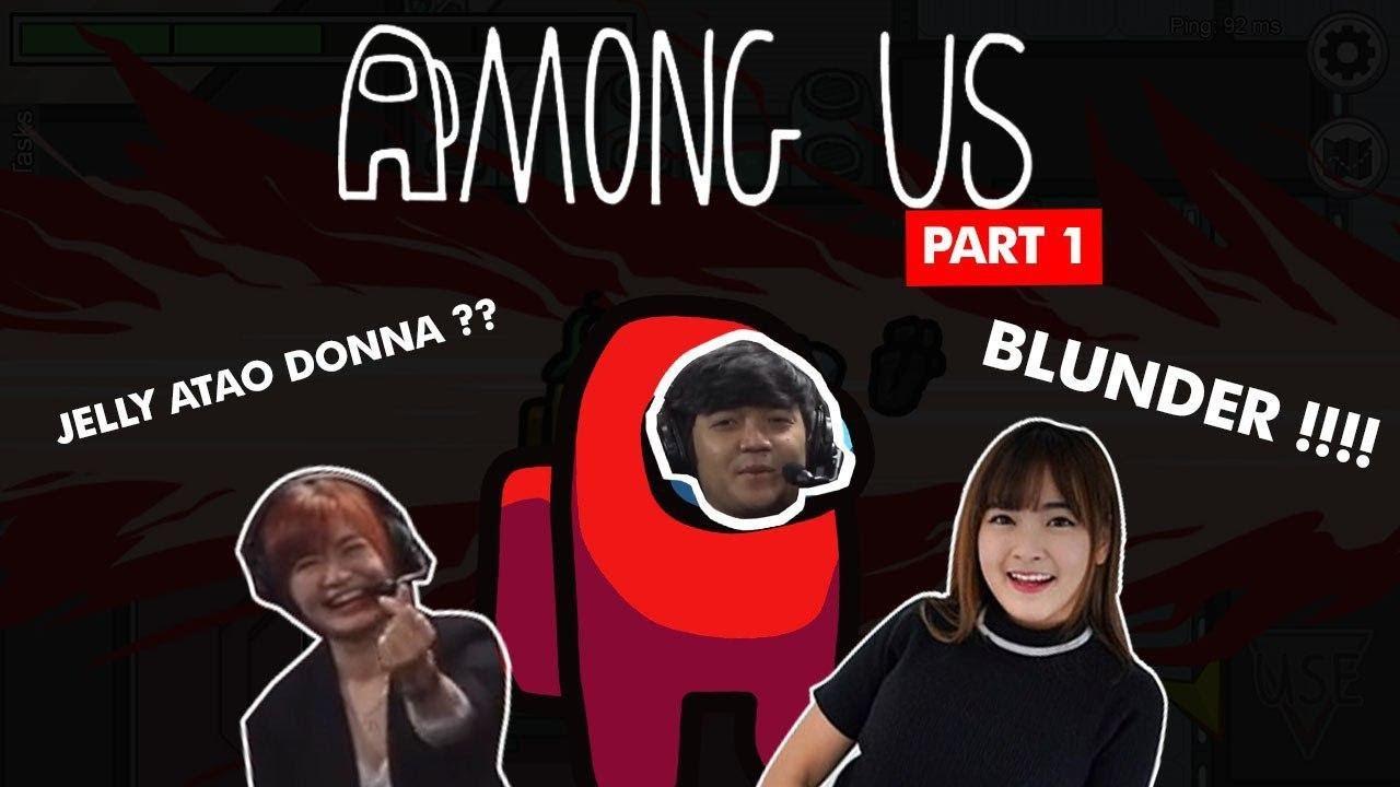 BLUNDER YANG TOLOOOOOL, ASTAGAAAA !! AMONG US INDONESIA