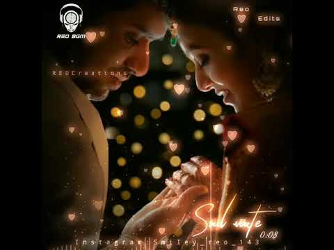 Un Kaiya Pudichu Thaan Album Song WhatsApp Status_Reo_Bgm