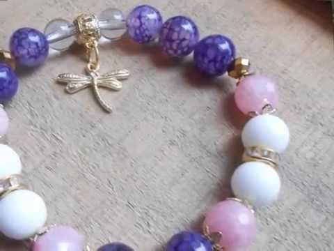 Beautiful Gemstone Handmade Bracelets And Necklaces