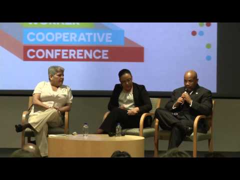 NYC Worker Cooperative Conference 2014 - 5. City Support for Economic Democracy