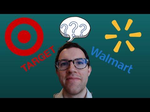 Walmart (WMT) vs  Target (TGT) Stock Analysis  - March 2021