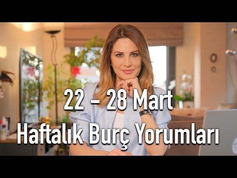 EŞİTLİK VE DENGE ARAYIŞI! - 22 - 28 Mart Haftalık Burç yorumları - Hande Kazanova ile Astroloji