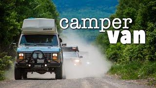 S3E5: Camper Van