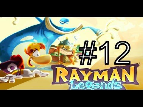 «Rayman Legends»: Обзор