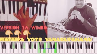 """""""Mataifa Yote Yanakufahamu.."""" /usieshindwa Swahili keyboard Tutorial Kwenye KEY """"E"""""""