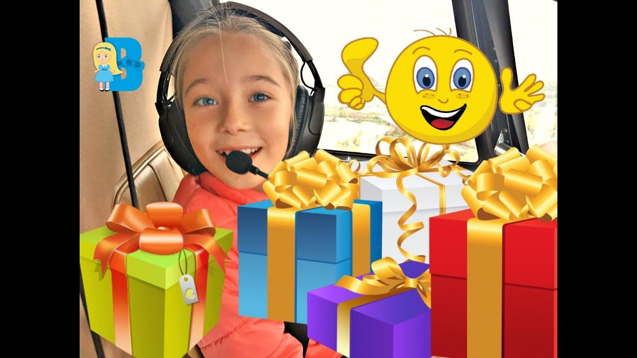 Мои подарки на день рождения видео распаковка